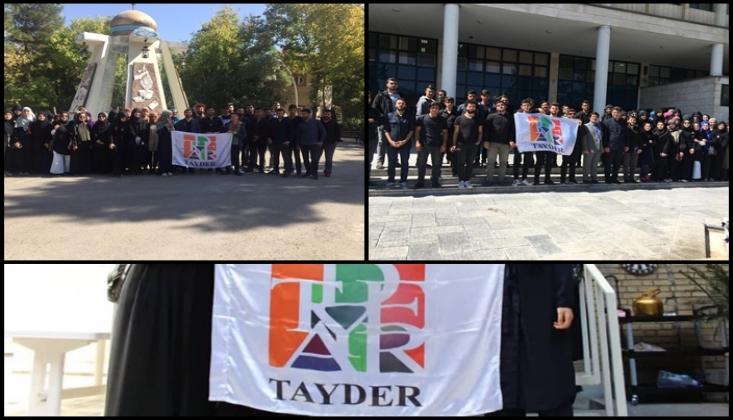 TAYDER Öğrenci Kafilesinin İran Gezisinden Notlar