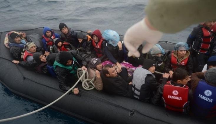 Denizlerdeki Sığınmacı Hareketliliği Pandemi Sürecinde Azaldı