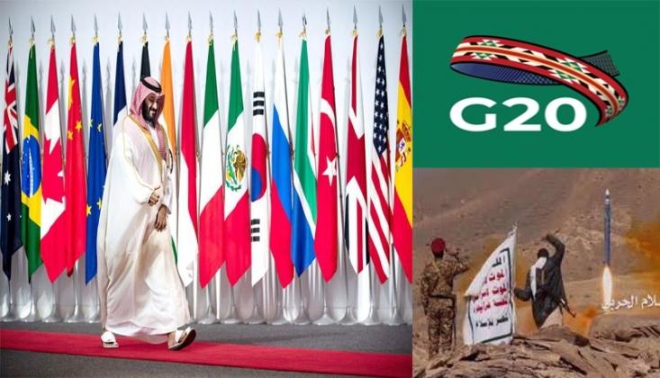 Suudi Arabistan'daki G-20 Zirvesi