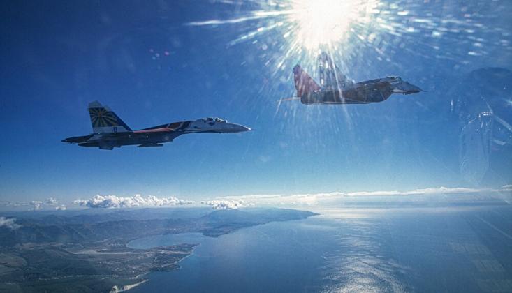 Rusya, Suriye'ye MiG-29 Uçaklarının İkinci Partisini Gönderdi