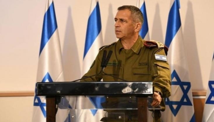 İsrail Genelkurmay Başkanı Kochavi Sivilleri Vurmakla Tehdit Etti