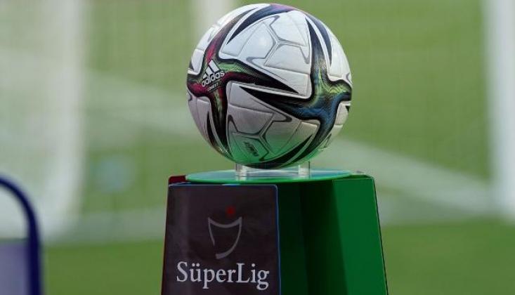 Süper Lig'de 4-16. Hafta Programı Açıklandı