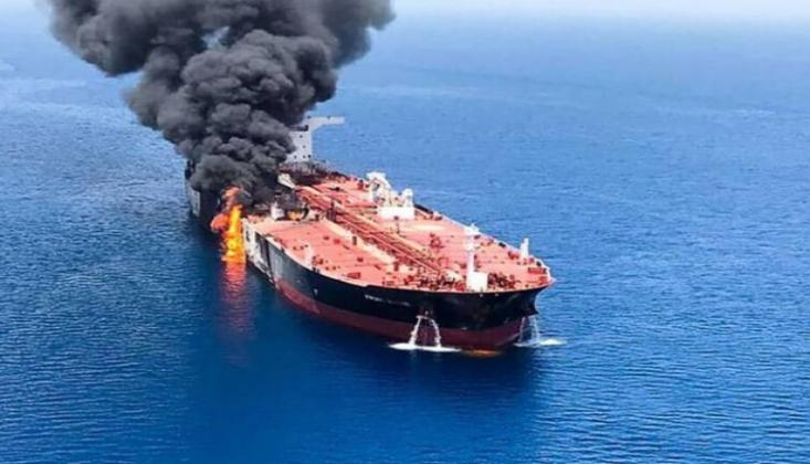 İran'dan Tanker Saldırısı Açıklaması