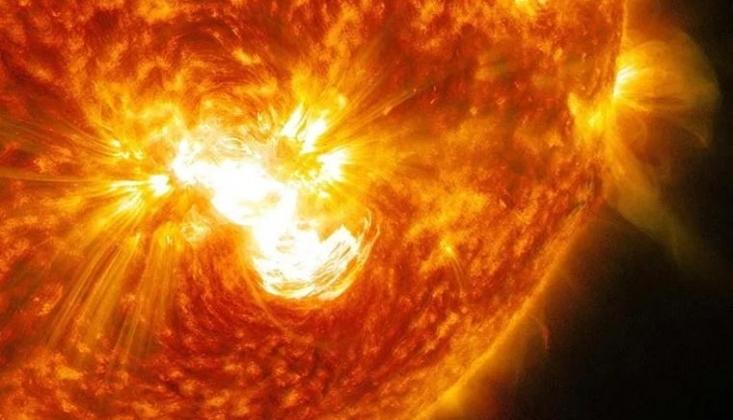 Güneş Yıllar Sonra Yeniden Harekete Geçti