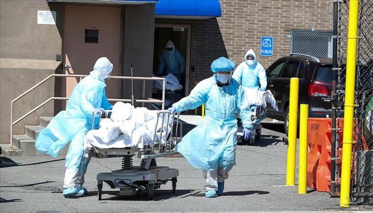ABD'de Koronavirüs Kaynaklı Ölü Sayısı 60 Bini Geçti