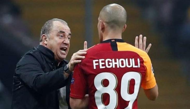 Fatih Terim'den Feghouli'ye Şartlı Onay!
