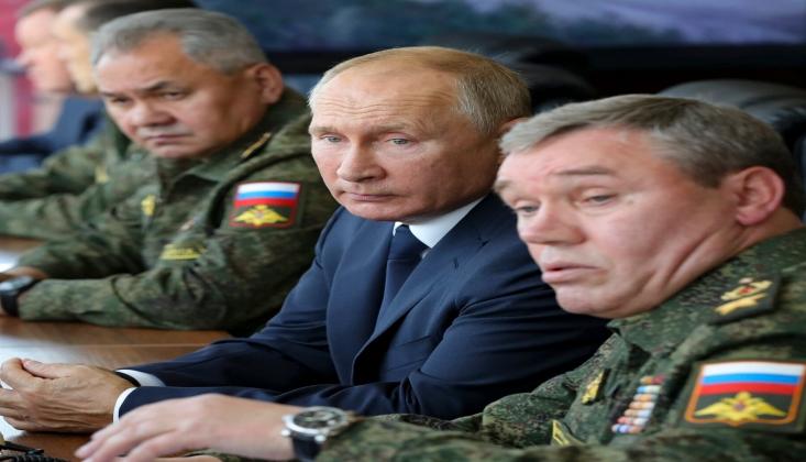 'Karadeniz Bölgesi Rusya-NATO Savaş Üssü'