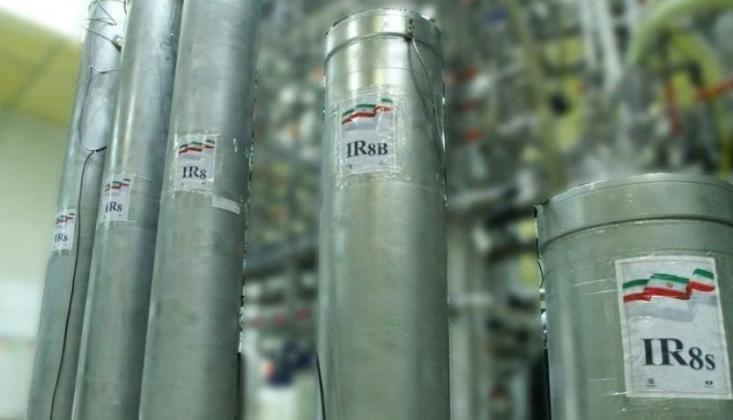 İran, Yüzde 20 Oranında Zenginleştirilmiş Uranyum Üretti