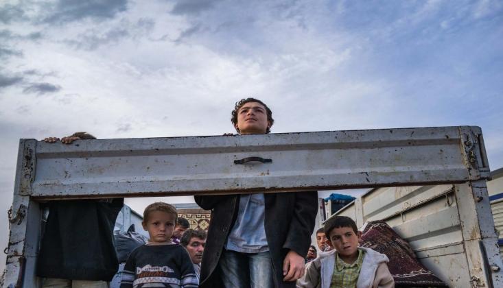 ABD Sığınmacıların Suriye'ye Dönmesine Engel Oluyor