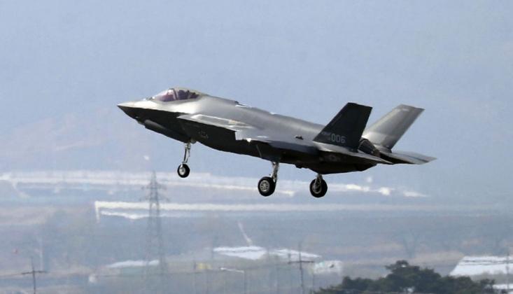 'F-35'ler F-16'lardan Çok Daha Fazla Sera Gazı Üretecek'