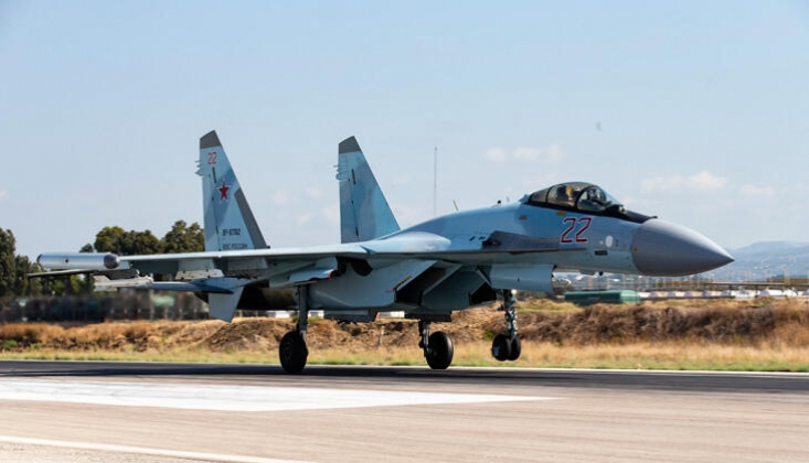 Rusya: Türkiye ile SU-35 Jetleri İçin Görüşüyoruz