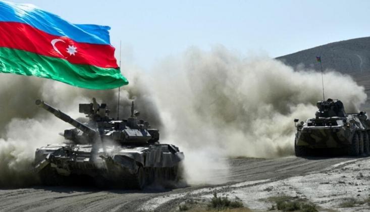 Karabağ'da 16 Yerleşim Yeri Daha Kontrol Altına Alındı