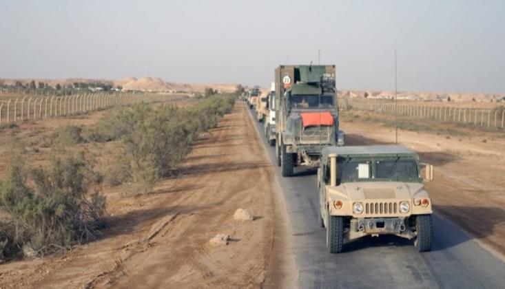 Irak'ta 3 Ayrı Bölgede ABD Konvoylarına Operasyon