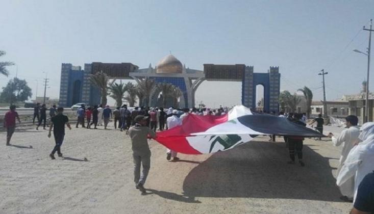 Haşdi Şabi: Irak'taki Barışçıl Protestoları Destekliyoruz