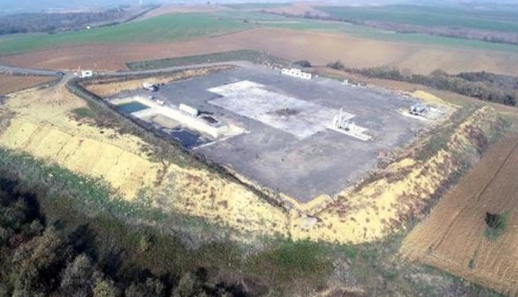 Tekirdağ'da Dev Doğal Gaz Rezervi Bulundu