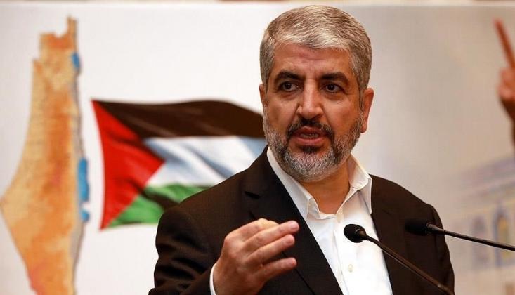 Meşal: İsrail Dayanamayacak!
