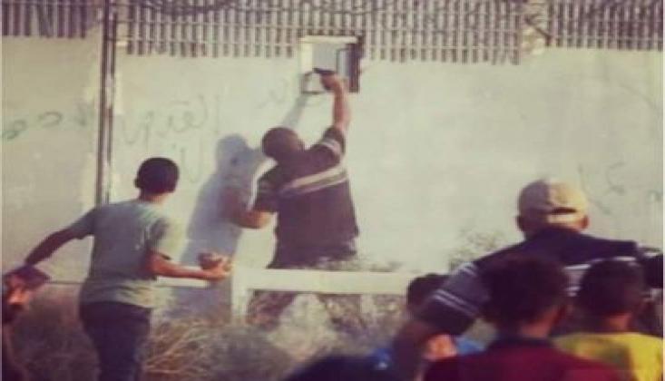 Filistin'de 'Tarihe Geçen An' Kutlandı
