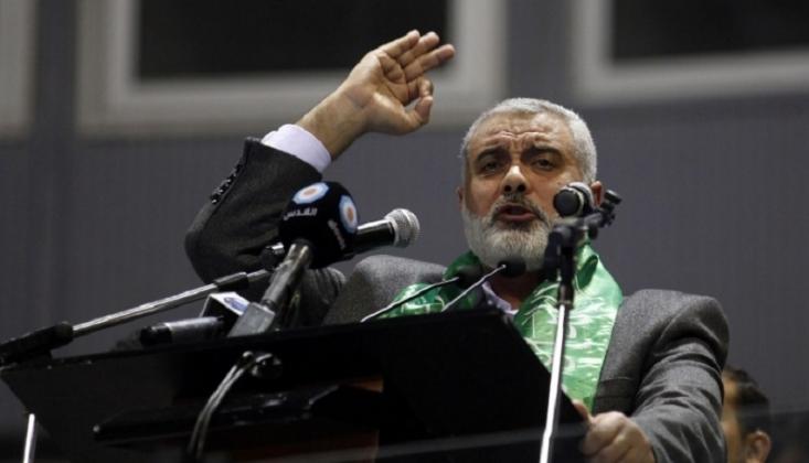 Hamas'tan Suriye Operasyonu Açıklaması