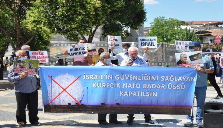 Malatya'dan Kürecik NATO Radar Üssü Kapatılsın Feryadı Yükseldi