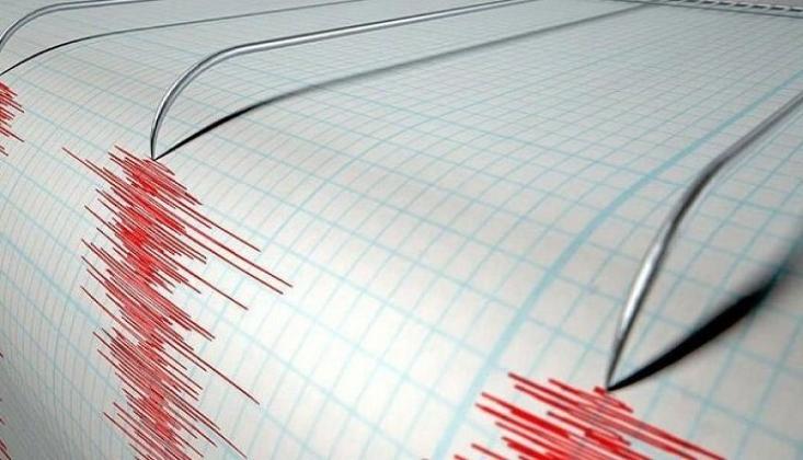 İran'da 4,4 Büyüklüğünde Deprem
