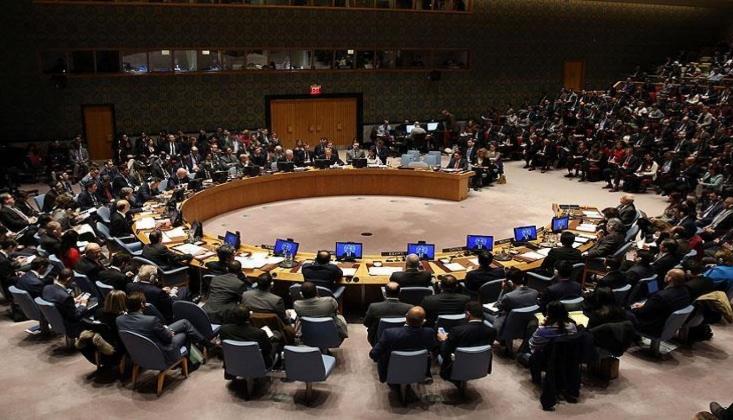 Amerika'nın Güvenlik Konseyi Çerçevesinde İran'a Karşı Çalışmaları
