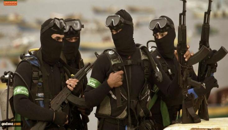 Hamas'ın Deniz Kuvvetleri İsrail İçin Önemli Bir Güvenlik Problemi