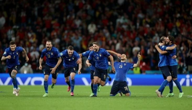 EURO 2020'nin İlk Finalisti İtalya Oldu!