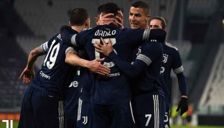 Juventus 3 Puanı 3 Golle Aldı