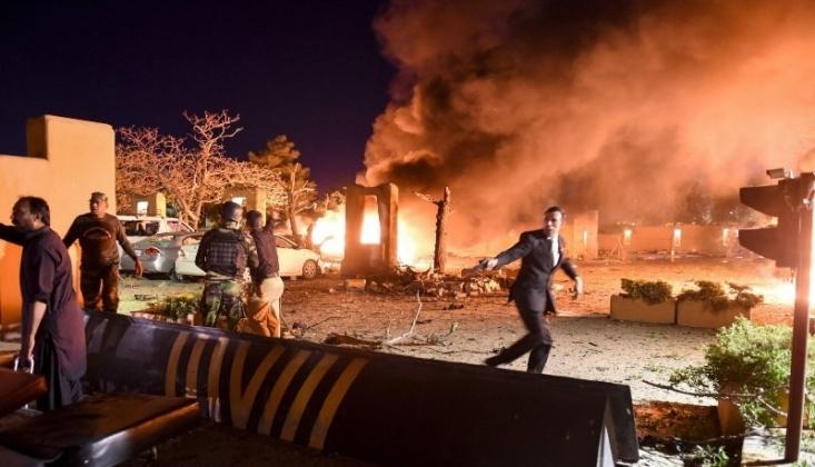 Pakistan'da İntihar Saldırısı