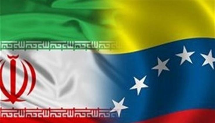 İran'dan Venezuela'ya Yardım