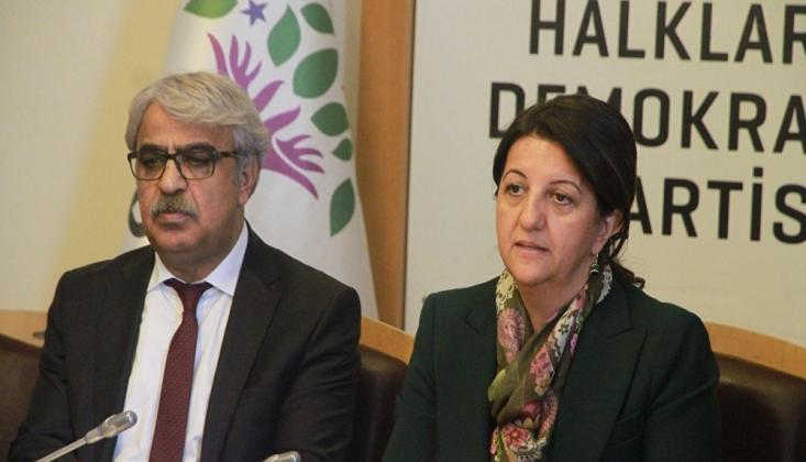 HDP: Yarın El Sıkışmak İstediğinizde Tek Bir Kürt Bulamayacaksınız