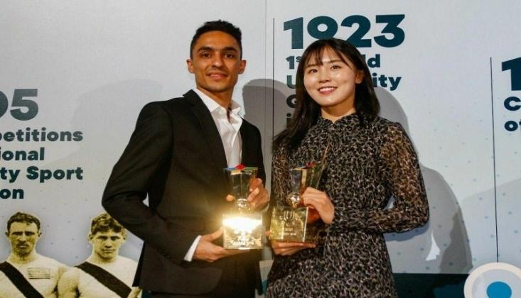 İranlı Tekvandocu 2019'un En İyi Sporcusu Seçildi