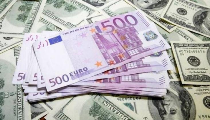 Dolar ve Euro Yeni Yıla Düşüşle Başladı