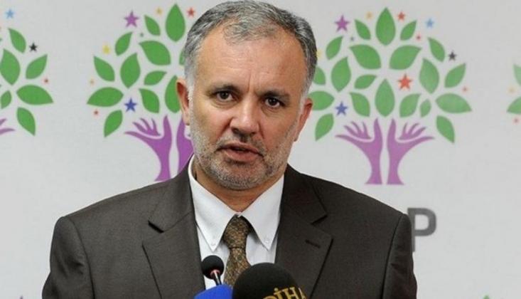 Ayhan Bilgen'den HDP'ye Eleştiri