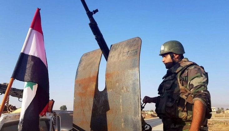 'Suriye Ordusu, 4 Köyü Daha Özgürlüğüne Kavuşturdu'