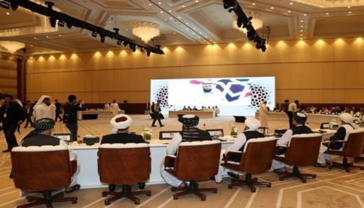 Afganistan Uzlaşı Heyeti Katar'da