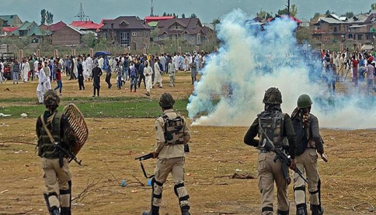 BM'den Hindistan'a Keşmİr Çağısı