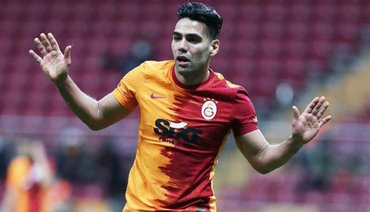 Falcao, Galatasaray'dan Ayrıldı! İmza İçin İspanya'da