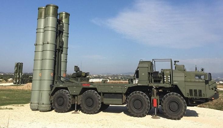 Rusya: S-500 Teslimatları 2025'te Başlayacak