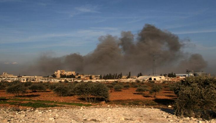 İdlib'de Silah Sevkiyatı