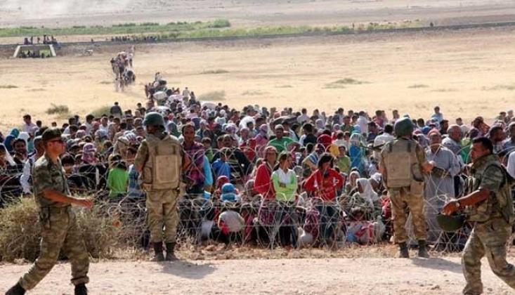 Suriye Sınırında Büyük Tehlike