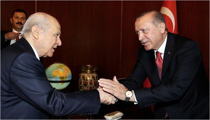Erdoğan'a MHP'den Vazgeç Mesajı