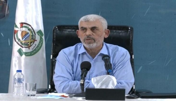 Yahya Sinvar: Lübnan ile Sürekli Koordinasyon İçindeydik