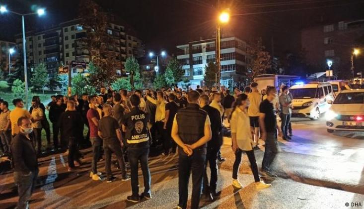 Altındağ Olaylarına İlişkin Soruşturmada 61 Kişi Gözaltına Alındı