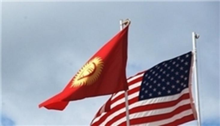 Amerika'nın Kırgızistan'daki Sinsi Hareketliliği