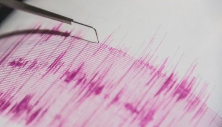 Iğdır'da 4.4 Şiddetinde Deprem