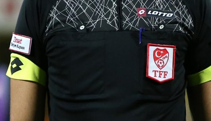Türkiye Kupası'nda Maçları Yönetecek Hakemler Belli Oldu