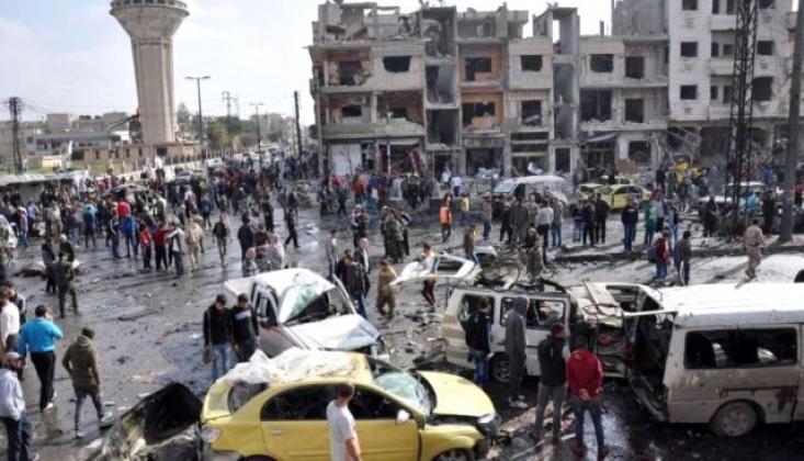 Bağdat'ta Patlamada