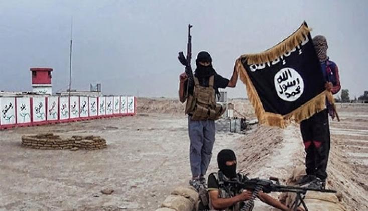 IŞİD'in Yer Altı Kampı Bulundu