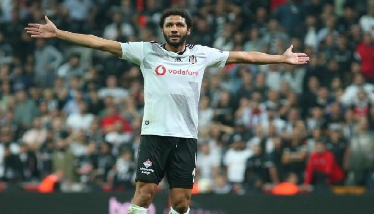 Beşiktaş'ta Elneny İçin Son Görüşme!